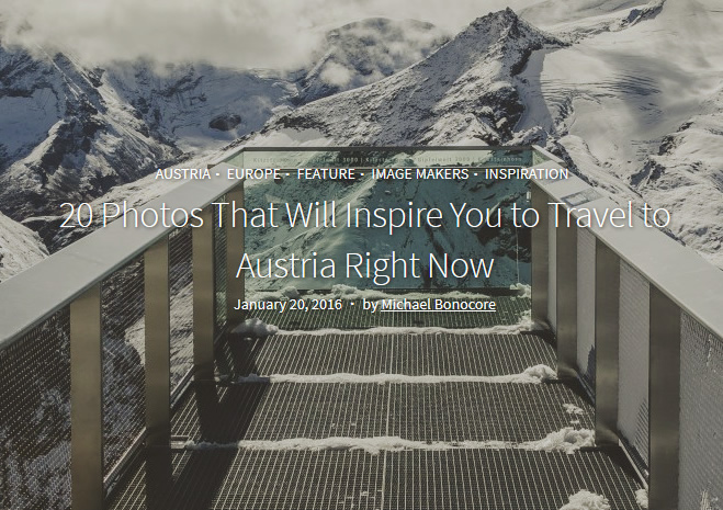 ByrnePhotography Photographs in Austria